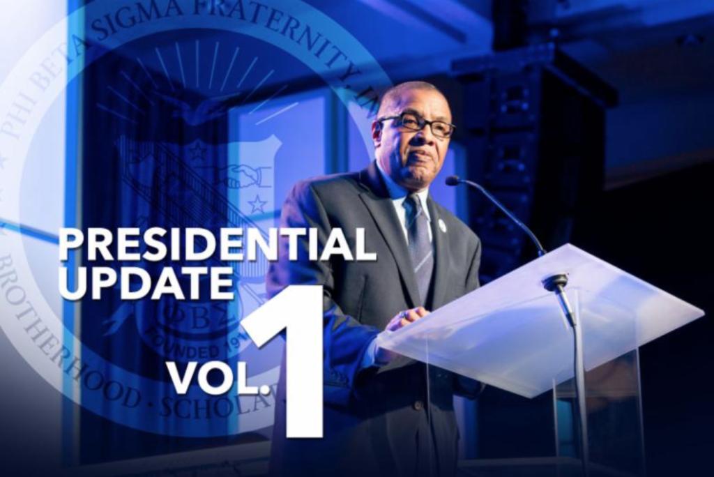 Presidential Update Vol. 1